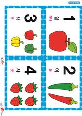 1.숫자 카드(이미지)