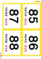 22.숫자 카드(85-88)