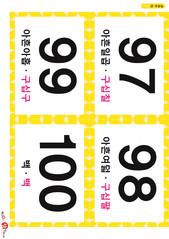 25.숫자 카드(97-100)
