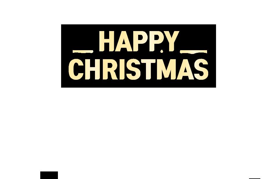 HAPPY CHRISTMAS 크리스마스를 재밌고 유익하게 보내는 방법, 참잘했어요와 함께하세요!