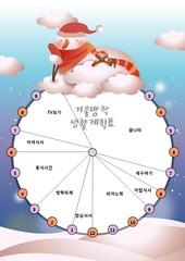 생활계획표(구름위의 눈사람)