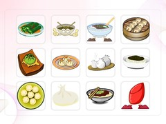 음식, 반찬, 중국음식, 초밥