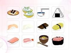 음식, 초밥, 주먹밥, 김밥