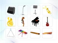 음악, 멜로디언, 실로폰, 악기