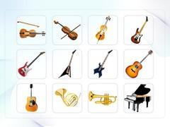 음악, 바이올린, 피아노, 기타