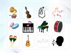 음악, 음표, 노래, 예술