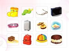 초콜렛, 케이크, 잡화, 아이스크림