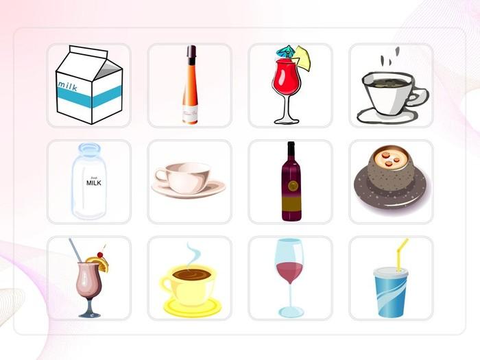 음식, 우유, 차, 음료