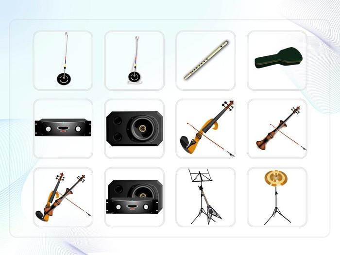 음악, 악기, 스피커, 전자악기