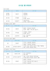 1월행사계획표