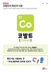 27.코발트(Co)의 특징과 사용