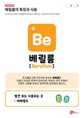 4.베릴륨(Be)의 특징과 사용